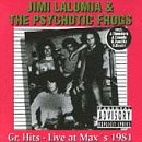 Jimi LaLumia & the Psychotic Frogs/Live at Max's Kansas City by Esp Records Denmark