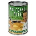 Wolfgang Puck Creamy Butternut Squash Soup 14.5 Oz -Pack of 12 by Wolfgang Puck
