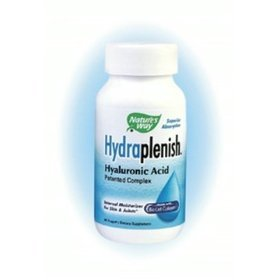 Voie de la Nature - Hydraplenish Acide Hyaluronique, 60 veggie caps