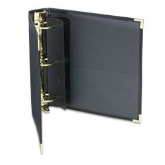 Classic Collection® Ring Binder Portfolio, 8-1/2 x 11, 2\