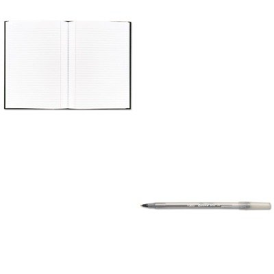 KITBICGSM11BKTOP25232 - Value Kit - Tops Royale Business Casebound Notebook (TOP25232) and BIC Round Stic Ballpoint Stick Pen (BICGSM11BK)