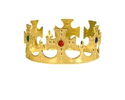 Novelties direct prom kingqueen plastic jeweled kings crown 1 novelties direct prom kingqueen plastic jeweled kings crown 1 gold thecheapjerseys Image collections