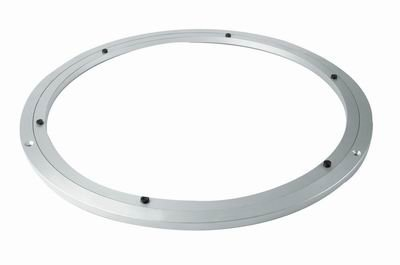 Nice Johnson Rose Aluminum Lazy Susan Ring, 20 Inch Diameter    1 Each.