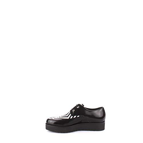 Femme Cle102107 Lace Shoes Noir Cult 14qHfwxRCC