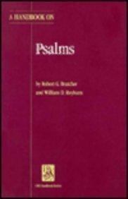 A Handbook on Psalms (HELPS FOR TRANSLATORS)
