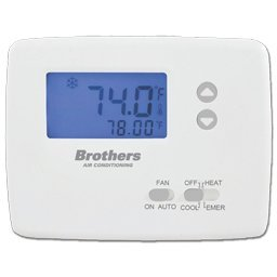 Brothers H/P Non-Programmable Thermostat