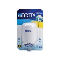 Brita FR-200 White Faucet Filters 42401 (1-Pack)-- (Package Of 5) by Brita