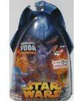 Star Wars Episode III: Revenge of the Sith Yoda (Hologram) Action Figure 3.75 Inches 3 Diecast Action Figure