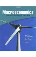 Macroeconomics Principles, Applications & Tools & MyEconLab Student Access Code Card (6th Edition)