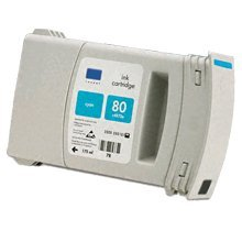 Lovetoner Compatible Replacement for Replacement for HP C4872A Ink/Inkjet Cartridge Cyan