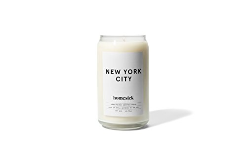 Homesick Scented Candle, New York - In Stores Nyc Popular