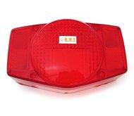 (Genuine Honda Tail Light Lens - 33702-341-671 - Compatible with Honda CB100/175/200/350/360/400F/450/500/550/750 )