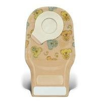 Convatec Little Ones Two-Piece Adhesive Drainable Pouch w/ InvisiClose, 0? 9/10 , 10 by ConvaTec