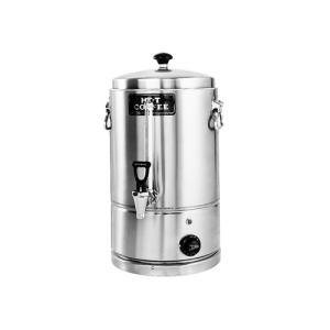 - Grindmaster Stainless Steel Portable Coffee Holding Urn/Portable Hot Water Boiler, 5 Gallon -- 1 each.