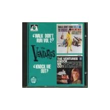 Walk Don't Run, Vol. 2/Knock Me Out [2-on-1 CD] by Ventures