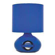 iHome Combination Led Desk lamp & Speaker System IHL106BLUE