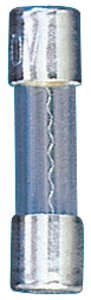 Acting 3ag Glass Body Fuse - 0.20A 250 AC 3AG Series UL/CSA Fast-Acting Glass Body Fuse, (Package of 5)
