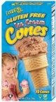 3 Savers Package:Let's Do Ice Cream Cones Gluten Free (12x1.2 Oz)