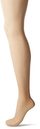 L'eggs Women's Silken Control Top Toe Panty Hose, Nude, A