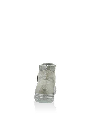 CafèNoir Qz110, Sneaker Alte Uomo Grigio Chiaro