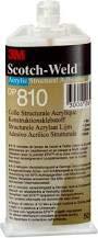 3M Scotch-Weldadesivo Acrilico a Basso Odore DP810, 50 ml, 1 Pezzo 1Pezzo 7000080092