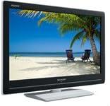 Sharp LC22LE430 - Televisión Full HD, Pantalla LED 22 pulgadas- Negro/Blanco: Amazon.es: Electrónica