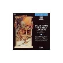 Tales from Greek Legends (Audio Cassette)