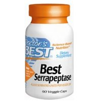 Doctor's Best Best Serrapeptase (40,000 units)