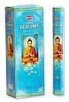Lord Buddha - Box of Six 20 Gram Tubes - HEM Incense (Incense Buddha Sticks)