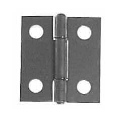 HB-9 STEEL PIE SAFE BUTT HINGE - 1 1/2