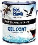 Sea Hawk Premium Quality Gel Coat, Black Qt. NPG2017-QT