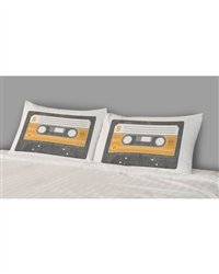 Pillowcases - Mix Tapes (Set of 2)