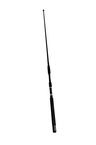 EAT MY TACKLE Sabiki Fishing Rod Bait Rod 7 Foot Long Saltwater Fishing Pole!!!