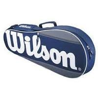 Wilson Tennis Equipment Bag – Blue/Grey