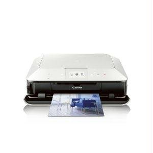 (Canon Usa Pixma Mg6320 White Photo All-in-one Inkjet Printers)
