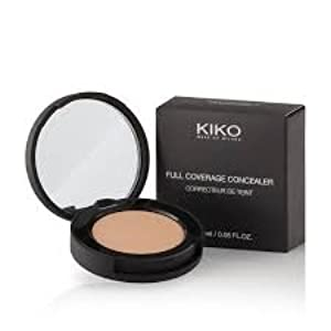 Kiko Milano Full Coverage Concealer 01