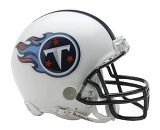 Replica Tennessee Helmet Mini (NFL Tennessee Titans Replica Mini Football Helmet)