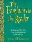 KJV Translators to the Reader - Monograph, Erroll Rhodes and Liana Lupas, 1585164259