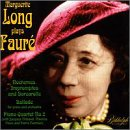 Marguerite Long Plays Faure