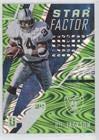 Bo Jackson #/199 (Football Card) 2017 Panini Unparalleled - Star Factor - Lime Green #SF-BJ