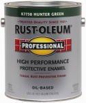 Rust-Oleum Professional 400 Voc Hunter Green 1 Gl 400 G Low Voc
