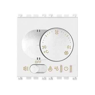 Vimar serie arke - Termostato 230v blanco
