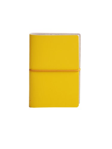 Paperthinks Mango Recycled Leather Memo Pad, 2.6 x 4-inches,PT96878