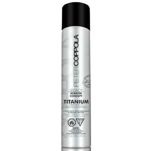 Peter Coppola: Titanium Extra Firm Hold & Control Fast-Drying Hairspray, 10 oz. - Head Extra Firm Hair Spray