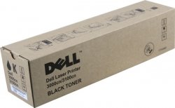 Original Dell 310-5726 Black Toner Cartridge for 3100cn Color Laser Printer