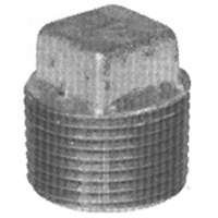 Plug Galv Malleable 1-1/4 by WORLDWIDE SOURCING