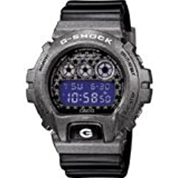 G-Shock DW-6900 Crazy Color Classic Series Men's Stylish Watch - Black / One Size