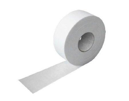 (Huini 100 Yards Hair Removal Depilatory Nonwoven Epilator Wax Strip Paper Waxing Roll)