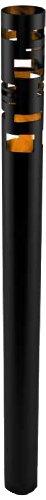Decorpro 10015 Skyline Outdoor Firepot Torch, (Black Firepot)