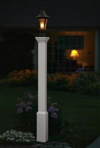 Lamp Post Outdoor